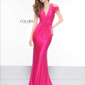 Colors Dress Dresses - Prom dress
